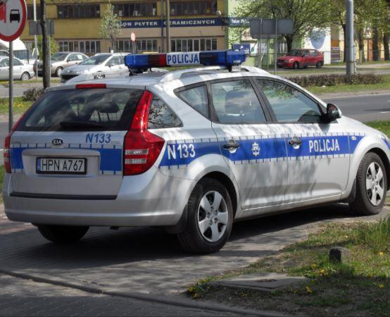 Policja Łódź: Uprowadzony pociąg i ofiary wśród pasażerów- czyli policyjne ćwiczenia