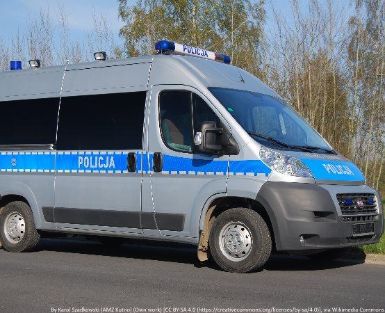 Policja Łódź: Agresywny sąsiad recydywista