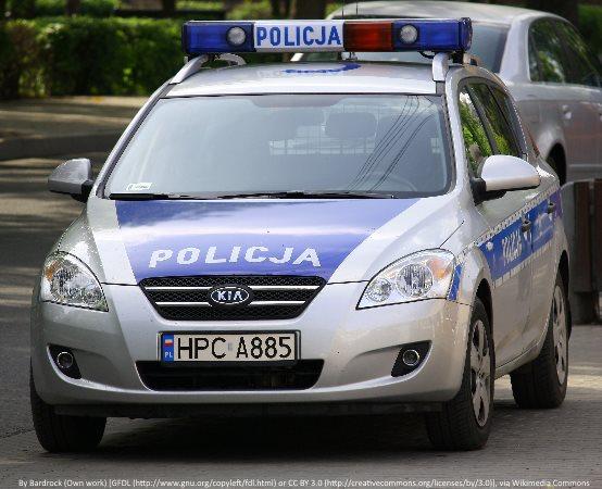 Policja Łódź: Spieszył się do kina