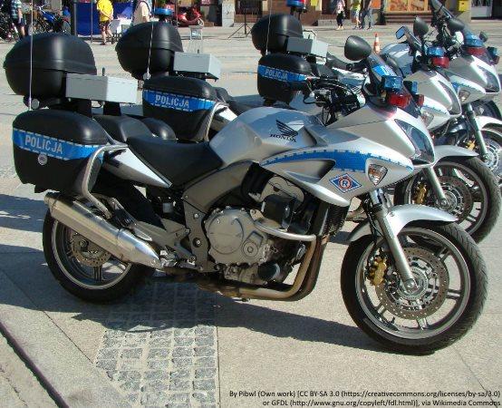 Policja Łódź: Odpowie za kradzież paliwa