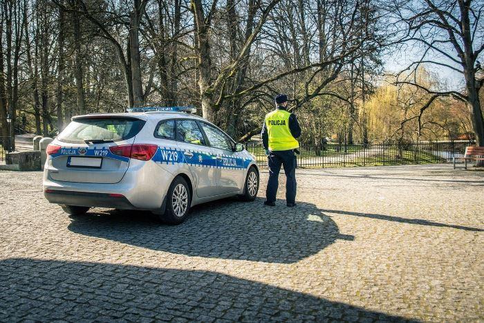 Policja Łódź: Śmiertelne potrącenie na ulicy Sarniej