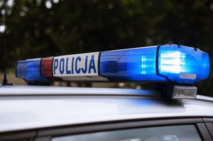 Policja Łódź: Podejrzany o zaatakowanie znajomego maczetą