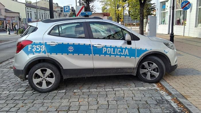 Policja Łódź: Namierzeni przez monitoring i czujność policjantów